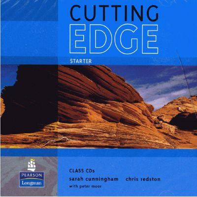 New Cutting Edge Starter Class Audio CDs - Sarah Cunningham