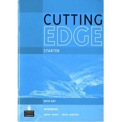 New Cutting Edge Starter Workbook with Key - Peter Moor