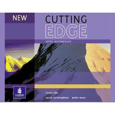 New Cutting Edge Upper-Intermediate Class CD 1-3 - Sarah Cunningham