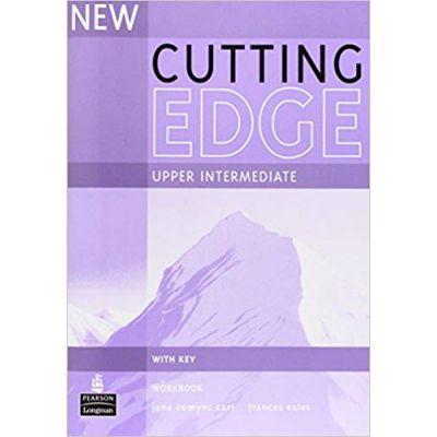 New Cutting Edge Upper-Intermediate Workbook with Key - Frances Eales