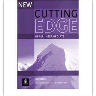 New Cutting Edge Upper Intermediate workbook with Key - Frances Eales