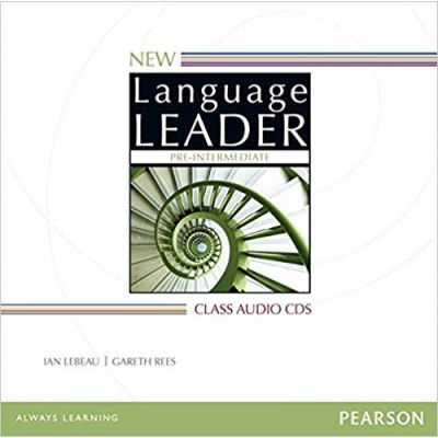 New Language Leader Pre-Intermediate Class Audio CDs - Ian Lebeau
