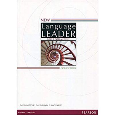New Language Leader Upper Intermediate Coursebook - David Cotton