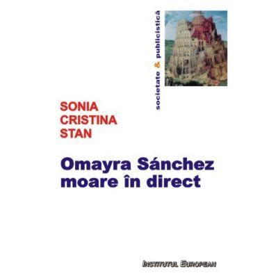 Omayra Sanchez moare in direct - Sonia-Cristina Stan