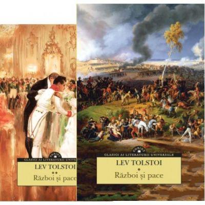 Razboi si pace 2 volume - Lev Tolstoi