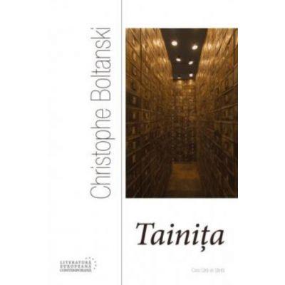 Tainita - Christophe Boltanski