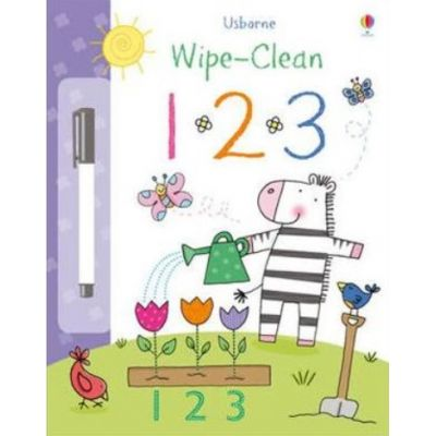 123 Wipe Clean