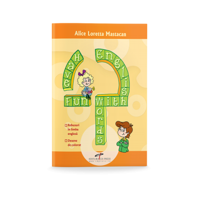 Have fun with english words - Alice Loretta Mastacan