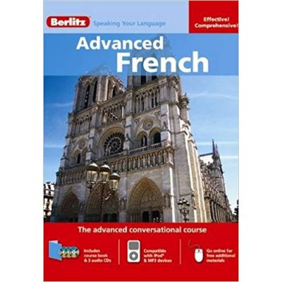 Advanced French. Speaking your language. Book and CD