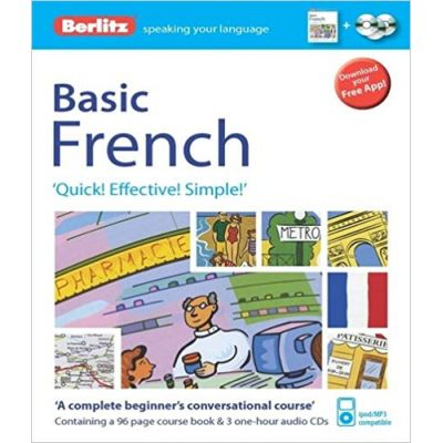 Basic French. Speak your Language. Book and CD
