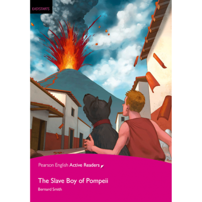 Easystart: Slave Boy of Pompeii Book and Multi-ROM with MP3 Pack - Bernard Smith