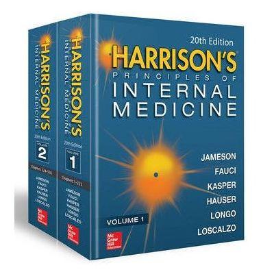 Harrison's Principles Of Internal Medicine, Set 2 volume
