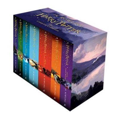 Harry Potter Box Set - The Complete Collection (Children's Paperback)