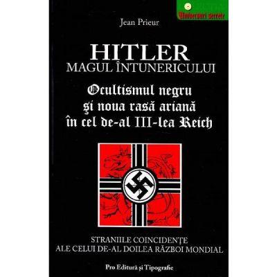 Hitler, magul intunericului - Jean Prieur