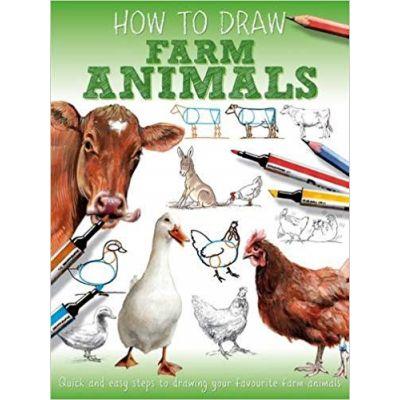 How to Draw - Farm Animals