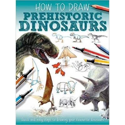 How to Draw - Prehistoric Dinosaurs