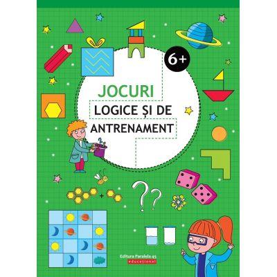 Jocuri logice si de antrenament (6 ani +)