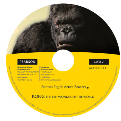 King Kong Book/CD Pack King Kong Book/CD Pack - Coleen Degnan Veness
