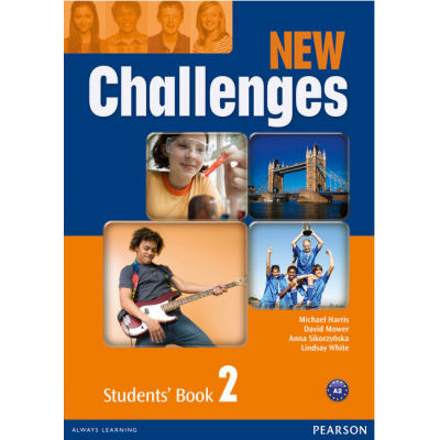 New Challenges 2 Students Book - Michael Harris