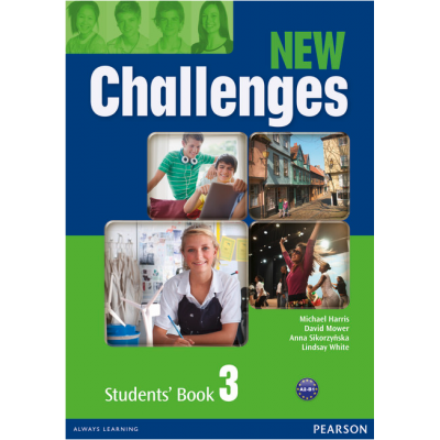 New Challenges 3 Students Book - David Mower