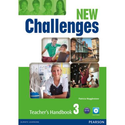New Challenges 3 Teachers Handbook & Multi-ROM Pack - Patricia Mugglestone