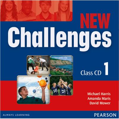 New Challenges Level 1 Class Audio CD - Amanda Maris