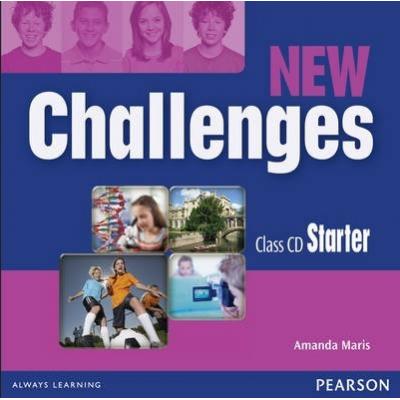 New Challenges Starter Class CDs - Amanda Maris