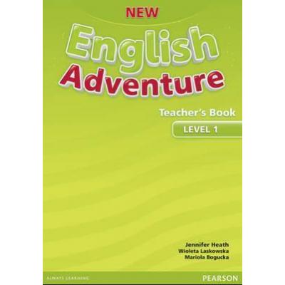 New English Adventure GL 1 TB - Jennifer Heath