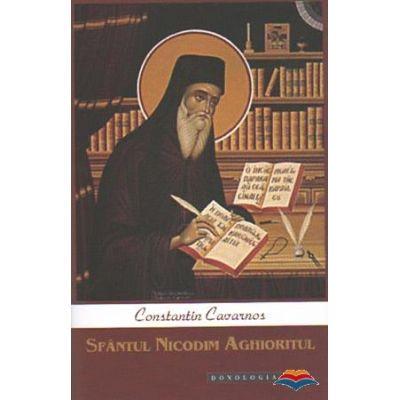 Sfantul Nicodim Aghioritul - Constantin Cavarnos