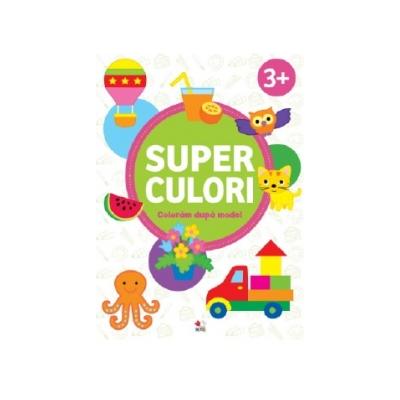 SUPER CULORI - Coloram dupa model 3+