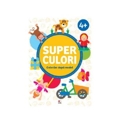SUPER CULORI - Coloram dupa model 4+