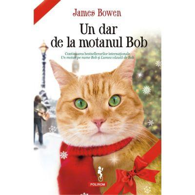 Un dar de la motanul Bob - James Bowen