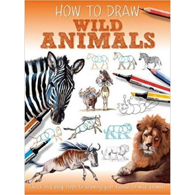 Wild Animals - How to Draw
