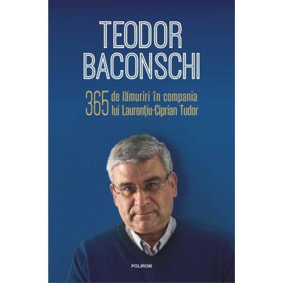 365 de lamuriri in compania lui Laurentiu-Ciprian Tudor - Teodor Baconschi