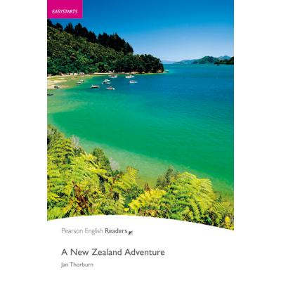 A New Zealand Adventure - Jan Thorburn
