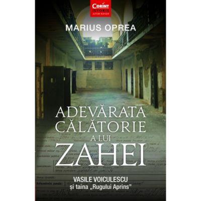 Adevarata calatorie a lui Zahei. Vasile Voiculescu si taina Rugului Aprins - Marius Oprea