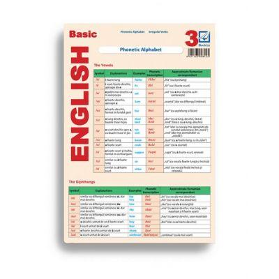 Basic English 3 Pliant - Cecilia Croitoru
