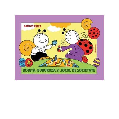 Bobita, Buburuza si jocul de societate - Bartos Erika