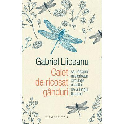 Caiet de ricosat ganduri - Gabriel Liiceanu