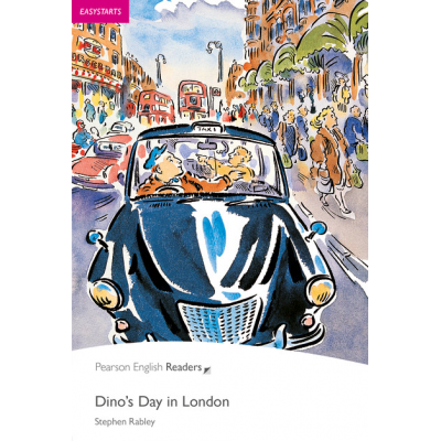 Easystart. Dinos Day in London Book and CD Pack - Stephen Rabley