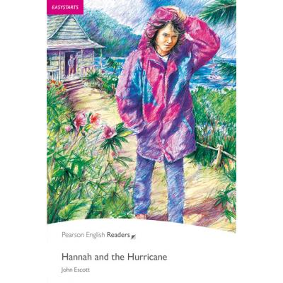 Easystart: Hannah and the Hurricane Book and CD Pack - John Escott
