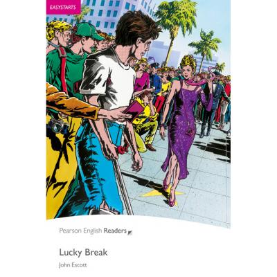 Easystart. Lucky Break Book and CD Pack - John Escott