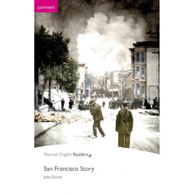 Easystart. San Francisco Story Book and CD Pack - John Escott