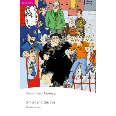 Easystart: Simon and the Spy Book and CD Pack - Elizabeth Laird