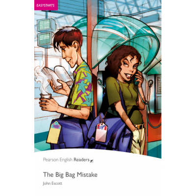 Easystart. The Big Bag Mistake Book and CD Pack - John Escott