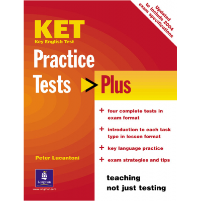 KET Practice Tests Plus Students Book New Edition - Peter Lucantoni