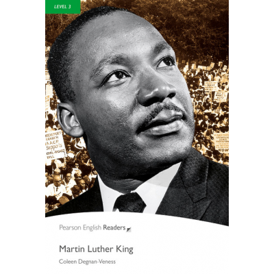 Level 3. Martin Luther King Book and MP3 Pack - Coleen Degnan-Veness