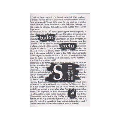 S... Casete martor II - Tudor Cretu