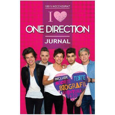100% Necenzurat - I Love One Direction - Jurnal