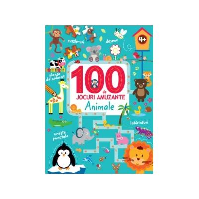 100 de jocuri amuzante. Animale